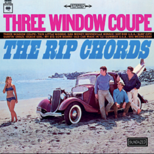 image of Three Window Coupe Album